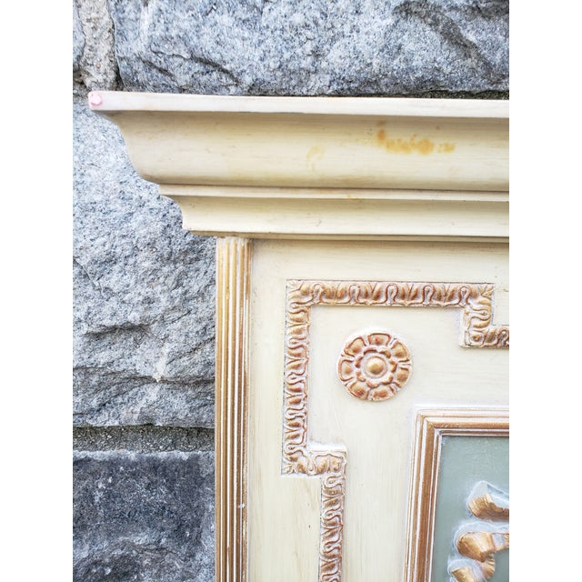 VintageFrench Provincial Style Mirror For Sale - Image 12 of 13