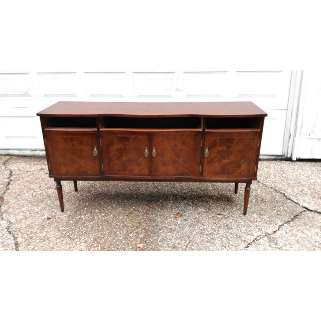 Vintage Strongbow Sideboard/Buffet For Sale - Image 5 of 11