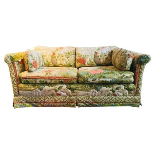 """Mid-Century Classic """"Palm Beach"""" Loveseat For Sale"""