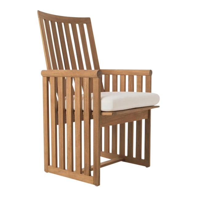 Summit Furniture Sources Dining Arm Chair For Sale