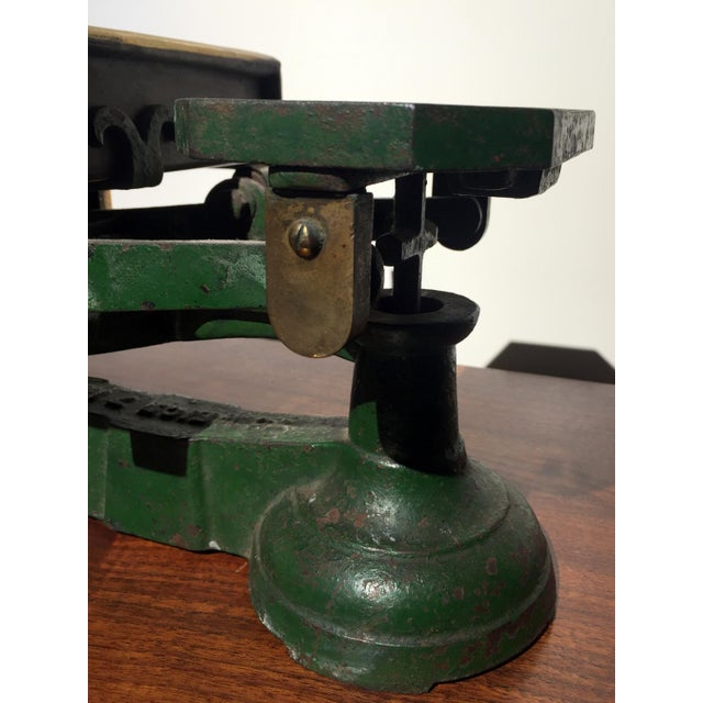 Antique Store Scale - Image 6 of 6