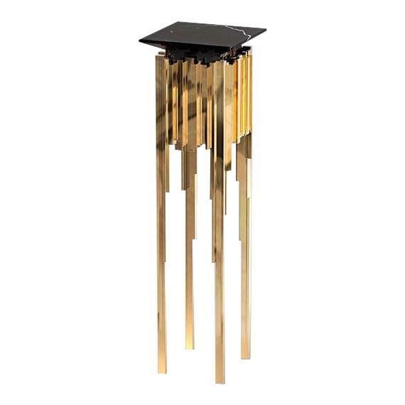 Empire Pedestal Table From Covet Paris For Sale