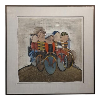 Graciella Rado Boulanger -Tour De France - Signed