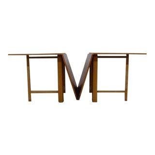 "Bruno Mathsson ""Maria"" Folding Gate-Leg Dining Table For Sale"