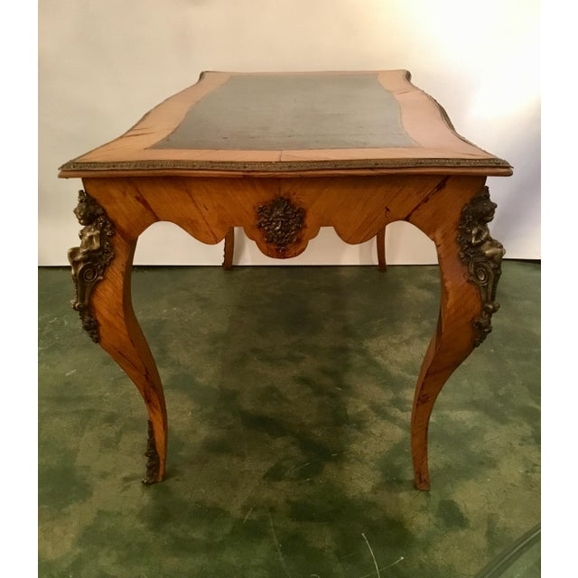 French Writing Desk For Sale In Los Angeles - Image 6 of 13