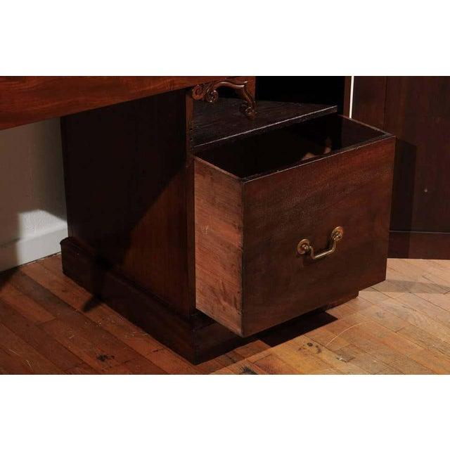 Wood William IV Mahogany Pedestal Sideboard For Sale - Image 7 of 11