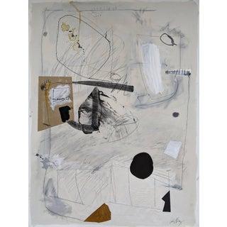 """""""Boxer 3"""" Original Abstract Art by Caleb Mahoney"""
