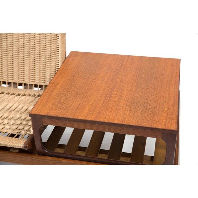 Teak Hans Olsen Modular Seating Set For Sale - Image 7 of 8