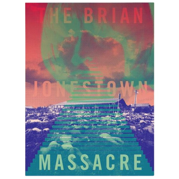 2016 Contemporary Music Poster - Brian Jonestown Massacre For Sale