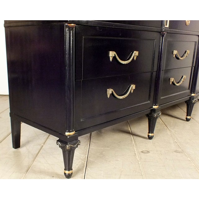 1960s Vintage Hollywood Regency Credenza/Server - Image 7 of 10