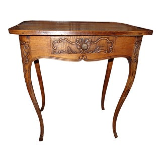 Louis XV Epoch Side Table For Sale