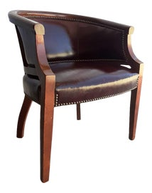 Image of English Traditional Tub Chairs