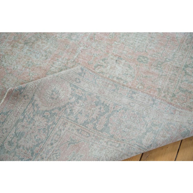 "Distressed Oushak Carpet - 9' X 12'1"" - Image 9 of 10"
