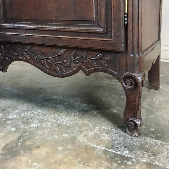 19th Century French Normandy Vaisselier ~ Buffet For Sale - Image 9 of 13