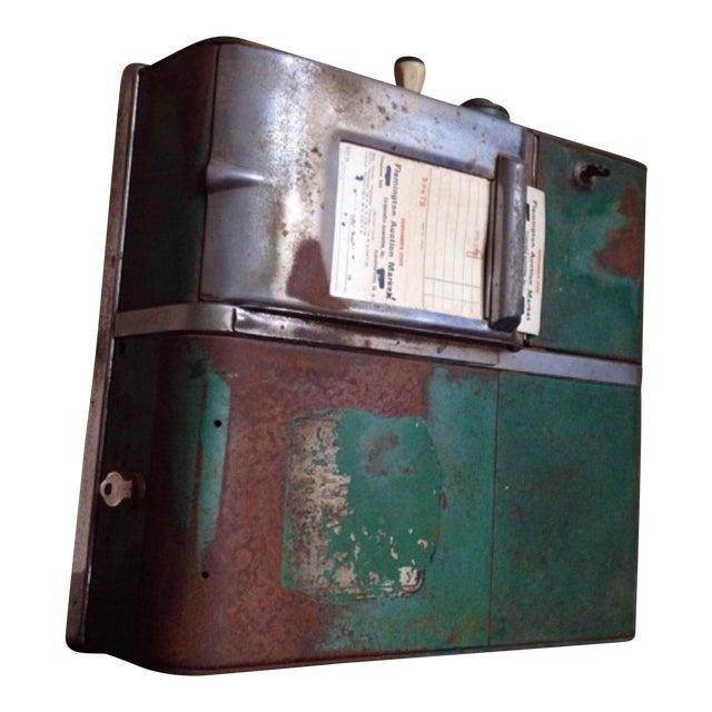 United Autographic Register Art Deco Cash Machine - Image 1 of 11
