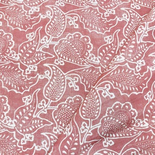 Boho Chic Claremont Adam Tocqueville Linen Designer Fabric by the Yard Preview