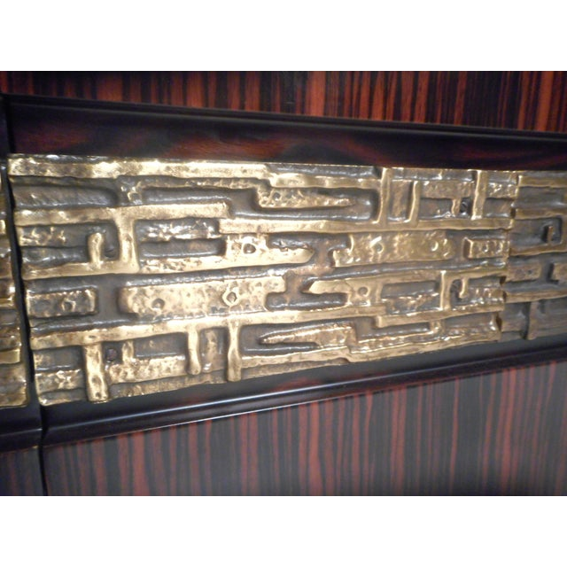 1960s Impressive Midcentury Chic Sideboard by Frigerio For Sale - Image 5 of 9