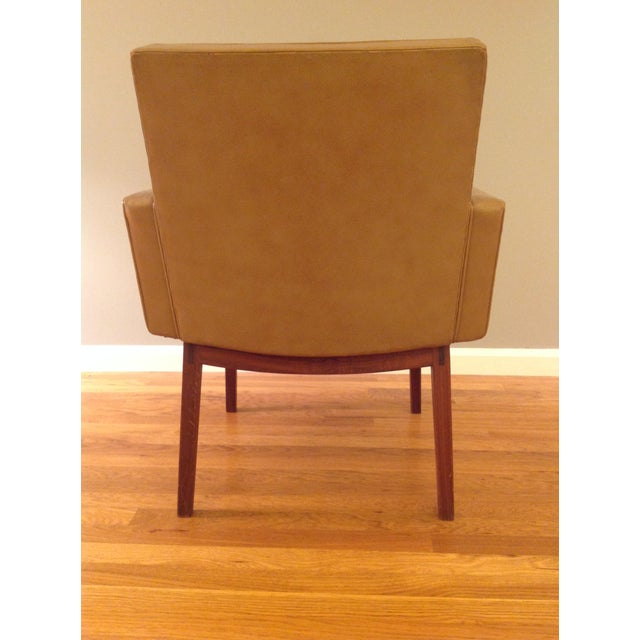 Vincent Cafiero Mid-Century Modern Armchair for Knoll For Sale - Image 5 of 11