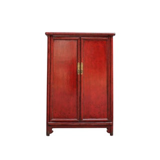 Asian Modern China Red Cabinet Preview