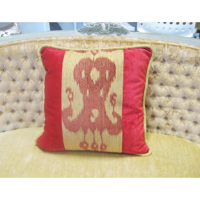 Boho Chic Kilim Pillow - Image 2 of 4