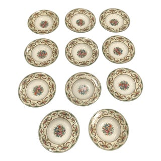 Cauldron of England Gainsboro Soup Bowls - Set of 11