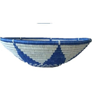 African Woven Basket Preview