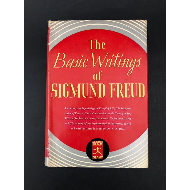A solid Modern Library Giant edition of The Basic Writings of Sigmund Freud would make an impressive psychology office...