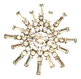 Image of Crystal Brooches