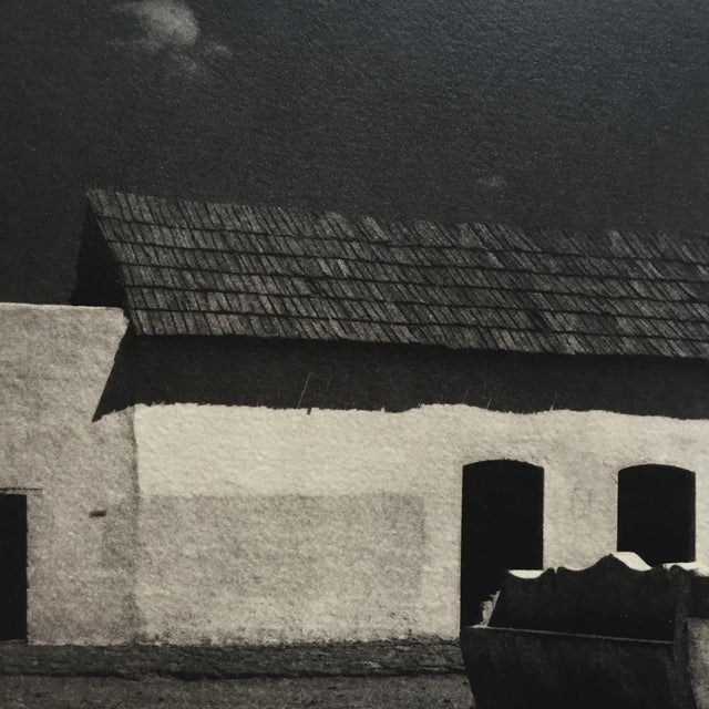 Paul Strand Attributed Photogravure Mexico, 1940s - Image 3 of 6