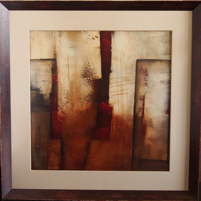 Jacek Rudnicki Abstract Painting - Image 1 of 6
