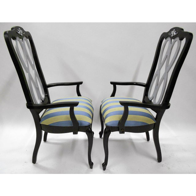 Mid-Century Dining Chairs - 5 - Image 4 of 8
