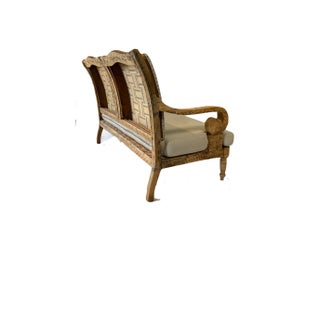 Late 19th Century Traditional Style Settee Preview
