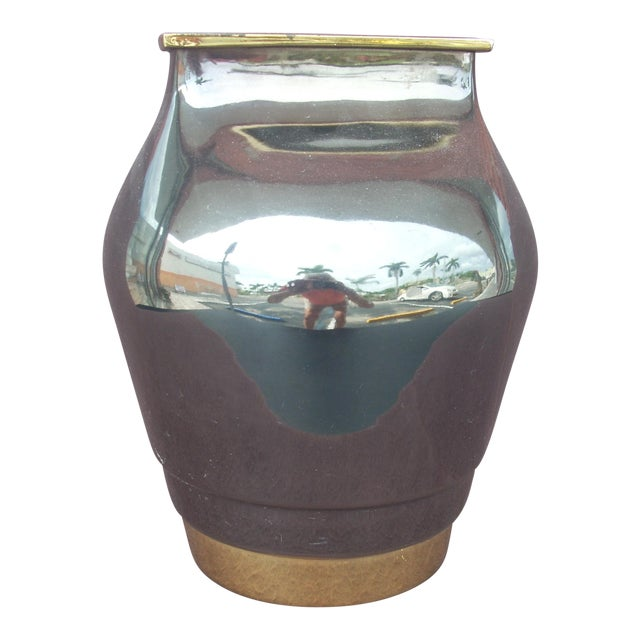 Contemporary Vase For Sale