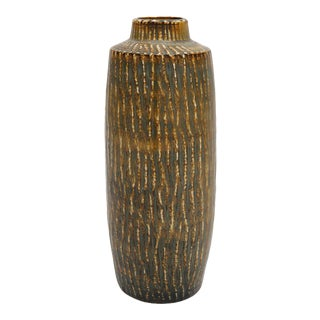 Large Rorstrand Vase By Gunnar Nylund For Sale