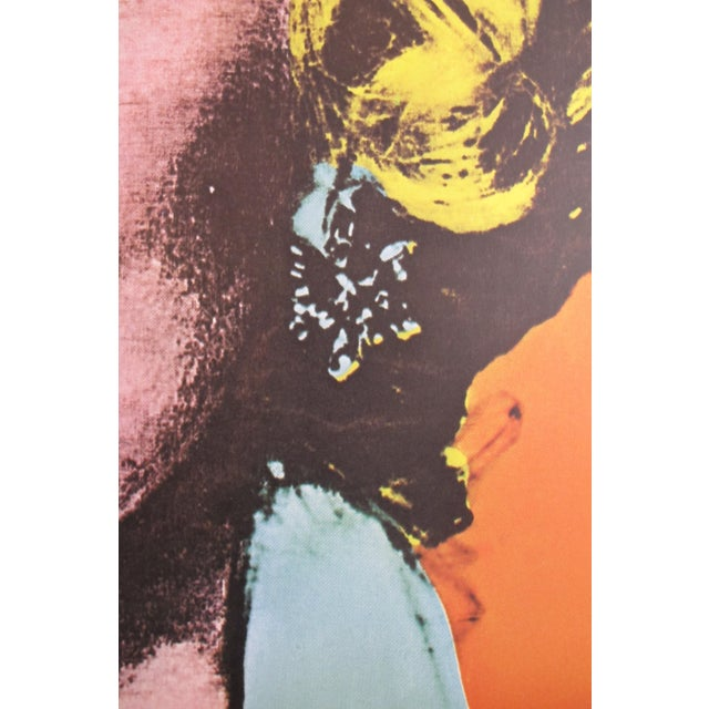 1969 Marilyn Monroe Pop Art Poster by Andy Warhol - Image 4 of 4