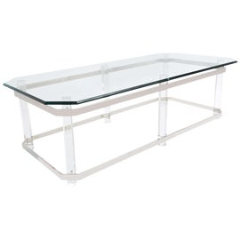 Image of Chrome Coffee Tables