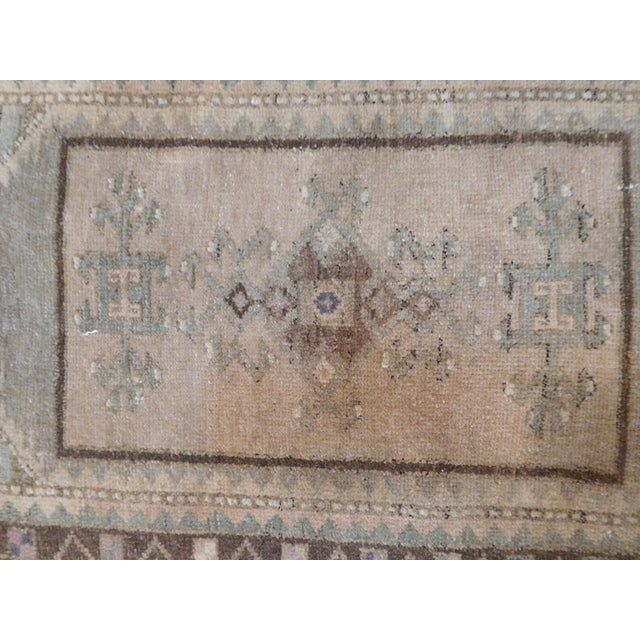 "Turkish Oushak Ushak Rug - 1'8"" X 3'2"" - Image 3 of 4"