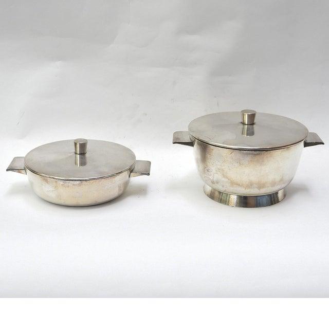 Gio Ponti Gio Ponti Bowls - A Pair For Sale - Image 4 of 5