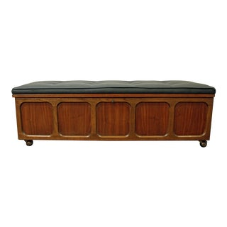 Mid-Century Danish Modern Lane Cedar Chest/Bench