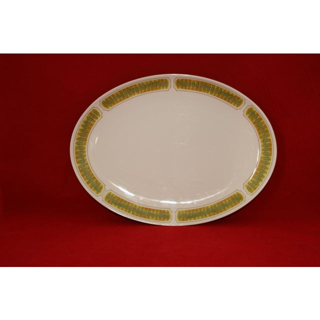 Vintage Franciscan Ware Hawaiian Serving Platter | Chairish