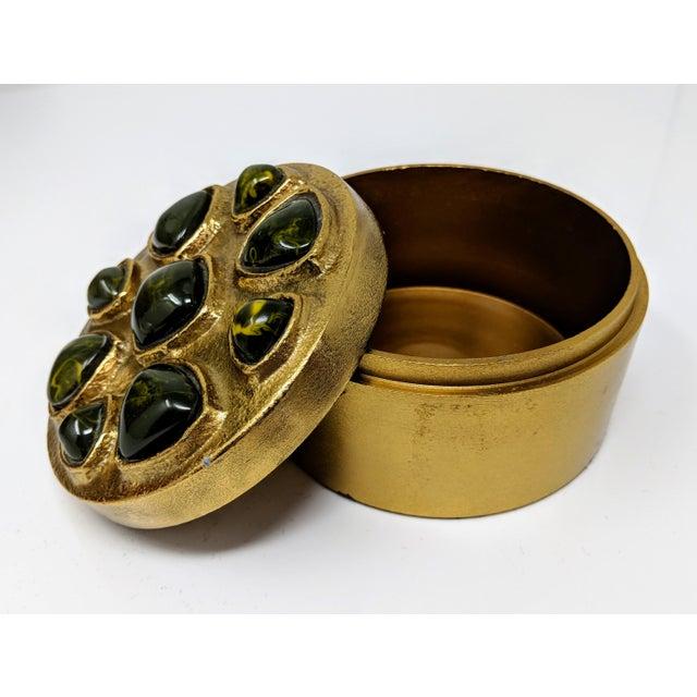 Jeweled Trinket Box - Image 9 of 12