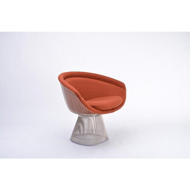 2000 - 2009 Warren Platner Lounge Chair for Knoll International, 1966 For Sale - Image 5 of 8