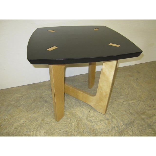 Modern Designer Occasional Table - Image 2 of 8
