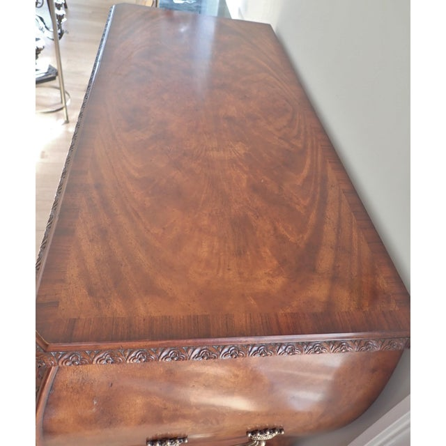 Theodore Alexander Theodore Alexander Bombay Front Chest For Sale - Image 4 of 9