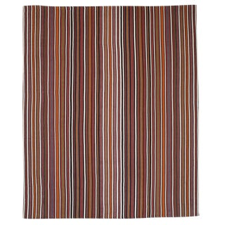 Large and Colorful Striped Jajim