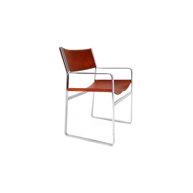 Johannes Hansen Pair of Hans Wegner Chairs for Johannes Hansen For Sale - Image 4 of 6