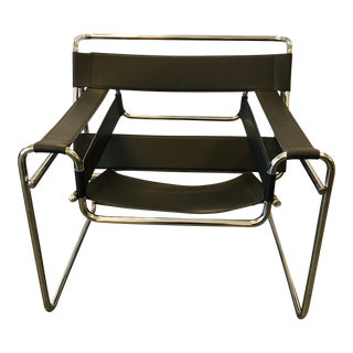 1970s Vintage Marcel Breuer Wassily Chair