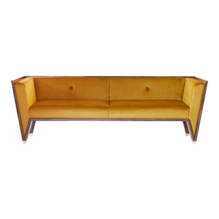 Customizable Wedge Sofa For Sale