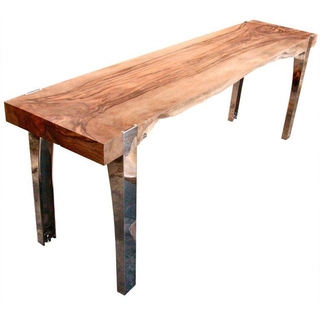 """Console or Table """"Diva"""" For Sale - Image 11 of 11"""