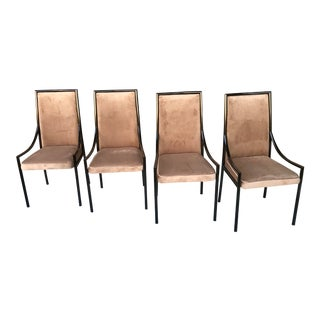 Restored Mid-Century Dining Chairs, Set of 4 For Sale